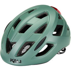 Kali Central Casque, matt green